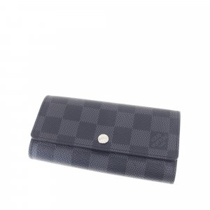 Louis Vuitton Damier Graphite Car Key Holder