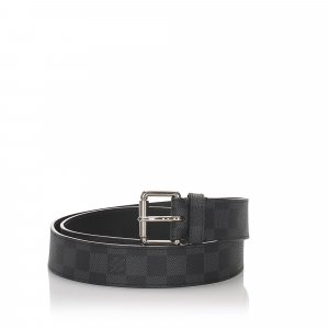 Louis Vuitton Damier Graphite City Belt