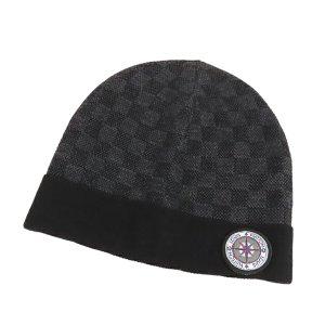 Louis Vuitton Accessory black wool