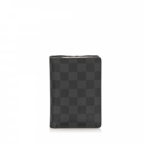 Louis Vuitton Damier Graphite Marco Small Wallet