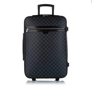 Louis Vuitton Reistas zwart
