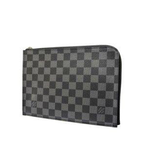 Louis Vuitton Clutch black