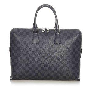Louis Vuitton Business Bag black