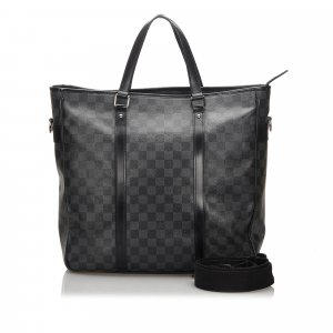 Louis Vuitton Cartella nero