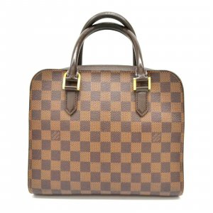 Louis Vuitton Damier Satchel Triana