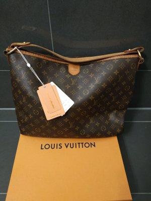 Louis Vuitton Shoulder Bag brown-dark brown