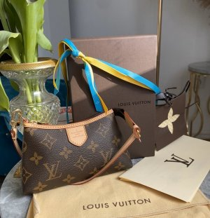Louis Vuitton delightful mini nano pochette accessories full set