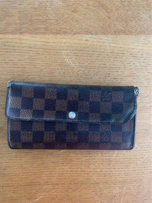 Louis Vuitton Portemonnee bruin-donkerbruin