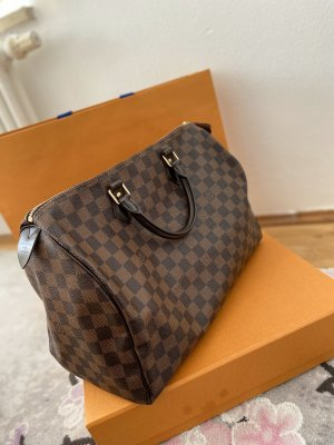 Louis Vuitton Sac à main brun-marron clair