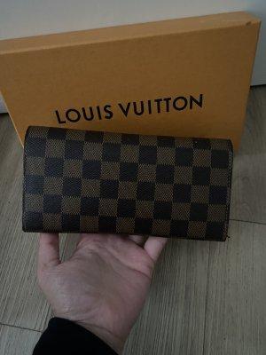 Louis Vuitton EMILIE GELDBÖRSE Monogram Rot