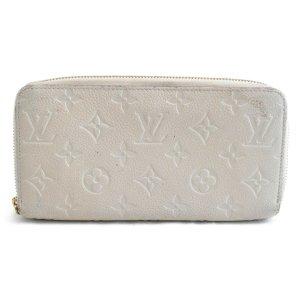 Louis Vuitton Empreinte Zippy Wallet Ivory Long