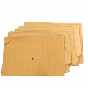 Louis Vuitton Envelope Dust Cover Bag