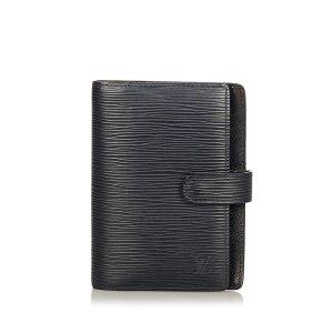 Louis Vuitton Torebka mini czarny Skóra