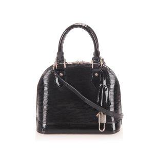 Louis Vuitton Sacoche noir cuir