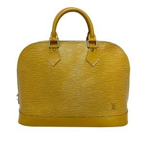 Louis Vuitton Handtas geel