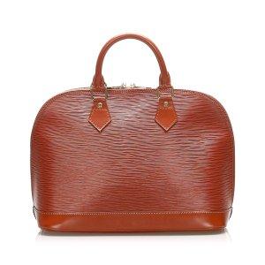 Louis Vuitton Handbag brown leather