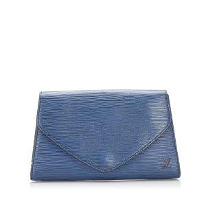 Louis Vuitton Epi Art Deco Clutch Bag