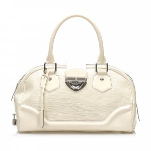 Louis Vuitton Epi Bowling Montaigne GM