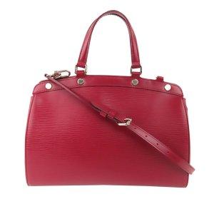 Louis Vuitton Satchel pink leather