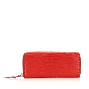 Louis Vuitton Epi Clemence Wallet