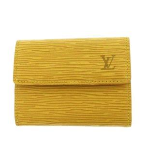 Louis Vuitton Epi Coin Purse