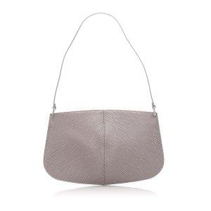 Louis Vuitton Epi Demi Lune Pochette