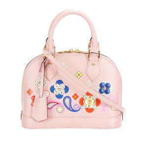 Louis Vuitton Epi Flower Alma