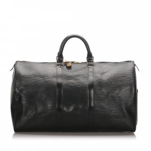 Louis Vuitton Epi Keepall 50