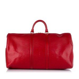 Louis Vuitton Epi Keepall 55