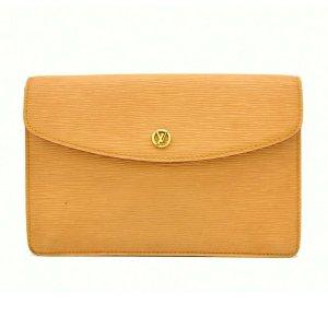 Louis Vuitton Epi Leather Clutch Second Bag Montaigne