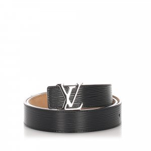 Louis Vuitton Epi Leather Reversible Initiales Belt