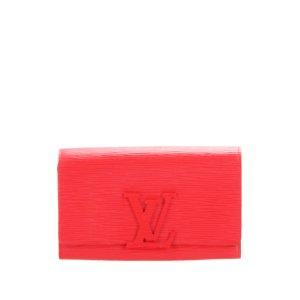Louis Vuitton Epi Louise Long Wallet