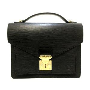 Louis Vuitton Epi Monceau Satchel