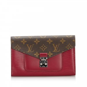 Louis Vuitton Epi Monogram Marie Rose Wallet