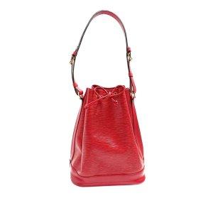 Louis Vuitton Schoudertas rood