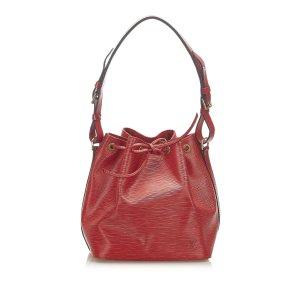 Louis Vuitton Borsa a tracolla rosso Pelle
