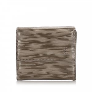 Louis Vuitton Epi Porte Monnaie Billets Tresor Wallet