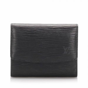 Louis Vuitton Epi Porte Monnaie Billets Tresor Wallet