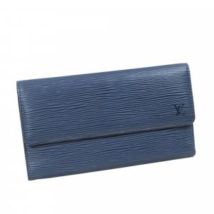 Louis Vuitton Epi Porte Tresor International Long Wallet