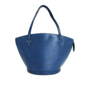 Louis Vuitton Schoudertas blauw