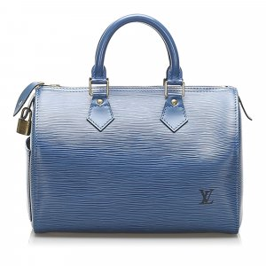 Louis Vuitton Epi Speedy 25