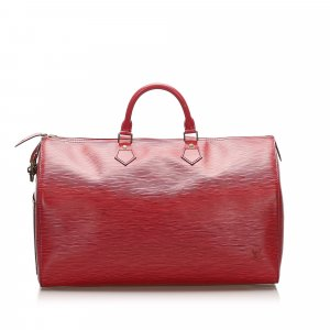 Louis Vuitton Epi Speedy 40