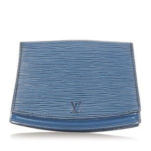 Louis Vuitton Nerka niebieski Skóra