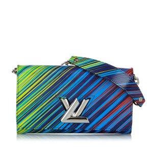Louis Vuitton Epi Twist Rainbow Chain Wallet