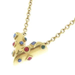 Louis Vuitton Collana oro Metallo
