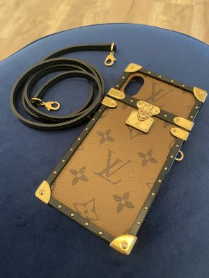 Louis Vuitton Eye Trunk Iphone X Case
