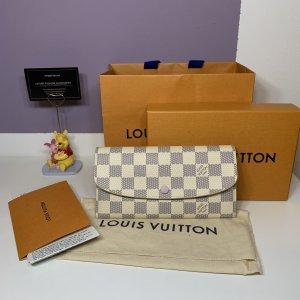 Louis Vuitton Kopertówka biały-jasny różowy Skóra
