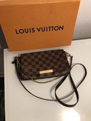 Louis Vuitton Favorite PM Crossbody Bandouliere Pochette Tasche Top Rar