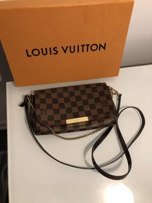 Louis Vuitton Favorite PM Crossbody Bandouliere Pochette Tasche Top Rar