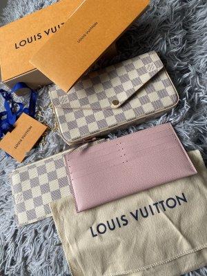 Louis vuitton felicie damier azur